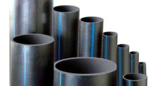 Pipa Thermoplastik dari bahan HDPE