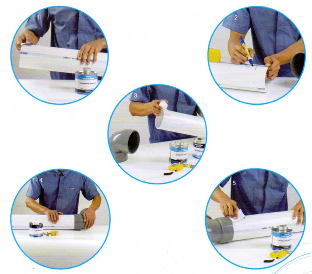 Penyambungan Pipa Rucika Standard