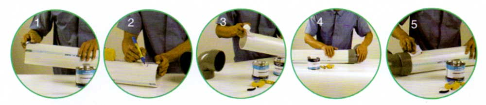 Proses Penyambungan Rucika Safe