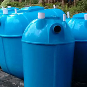 Bio Septic Tank atau Bio Filter - Kelebihan, Spesifikasi dan Harga Produk