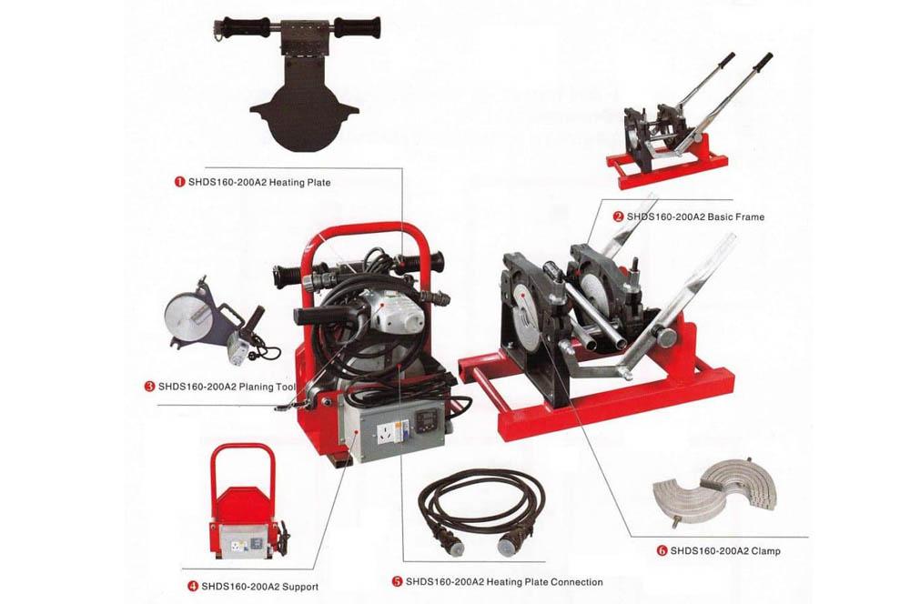 Harga Mesin HDPE Manual