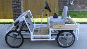 Kreasi Pipa PVC Mobil-mobilan - Copy